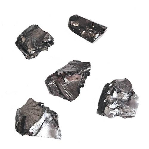 Elite Shungit Stora stenar för shungitvatten 50 g