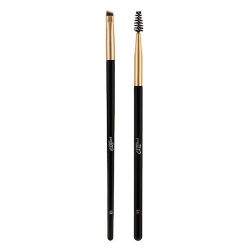 BrowMade Brushes Kit 13+14