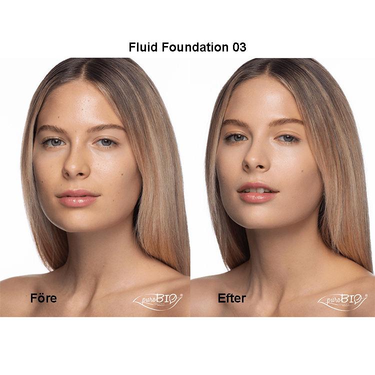 Fluid Foundation 03