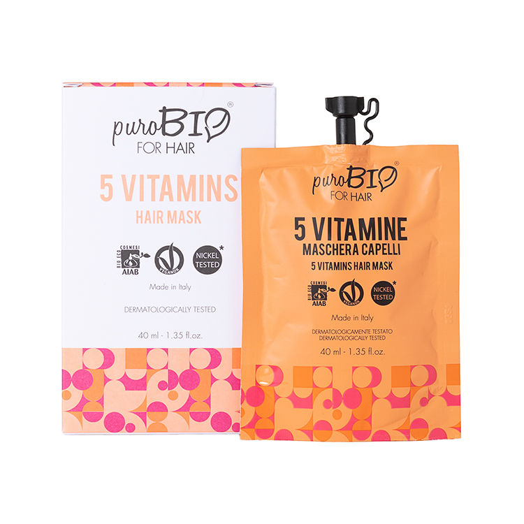 5 Vitamin Hair Mask 40 ml