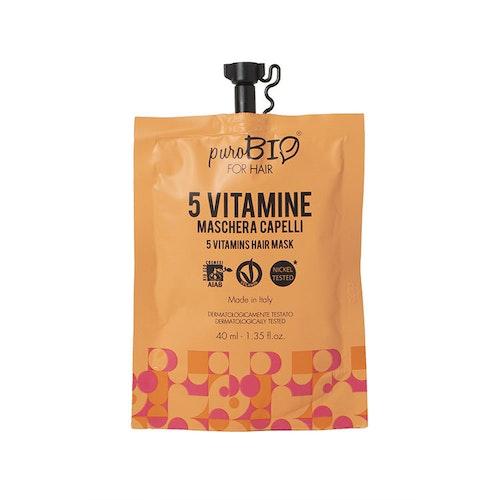 5 Vitamin Hair Mask 40 ml