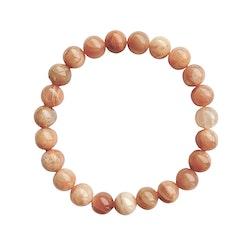 Solsten armband 8 mm pärlor