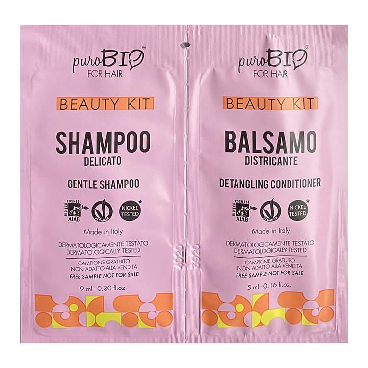 Provkit Gentle Shampoo och Balsam