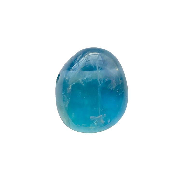 Blå Fluorit hängsmycke AA