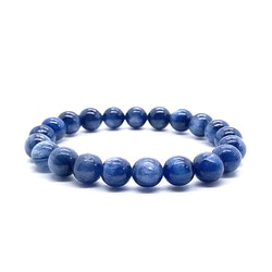 Kyanit armband 8 mm pärlor