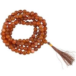 Mala Karneol AA 108 pärlor