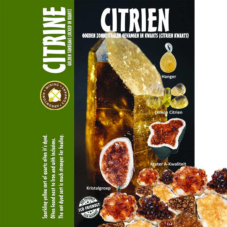 Citrin kluster 1000-1200 gr