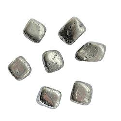 Pyrit AA trumlade stenar 125 gr