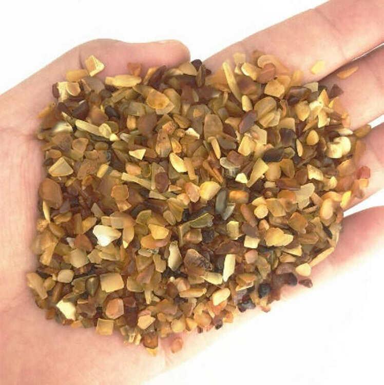 Bivax Bärnsten trumlade stenar 50 gr