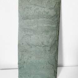 Skifferbricka grön