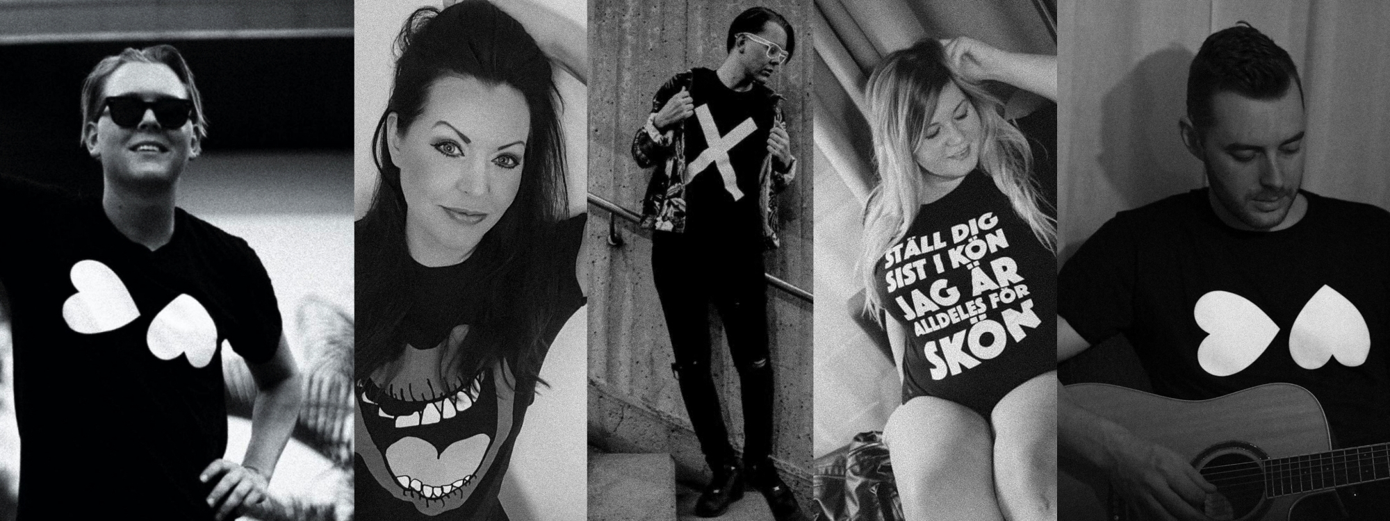 T-shirts - Emil Assergårds Webbshop