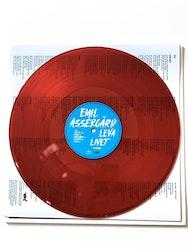 """Vinyl """"Leva Livet"""" Signerad"""