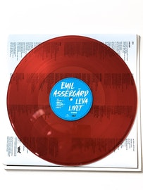 """Vinyl """"Leva Livet"""""""