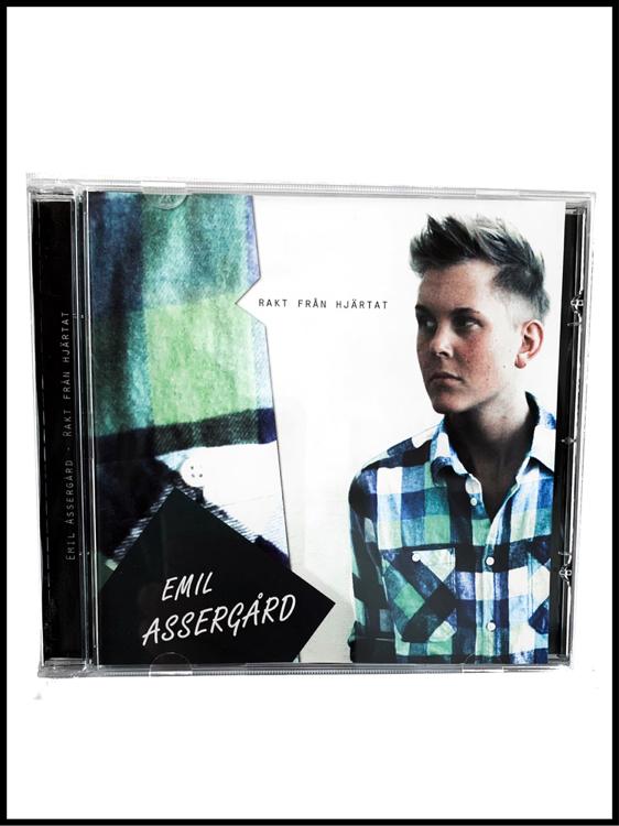 """CD """"Rakt från Hjärtat"""" begränsad upplaga"""