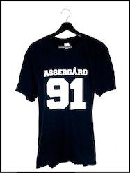 T-Shirt - Team Assergård - FÅTAL KVAR!