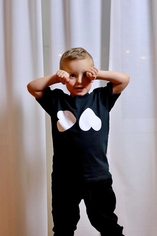 Barn t-shirt EA
