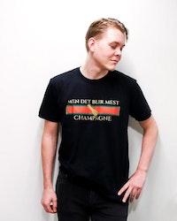 "T-shirt ""Mest Champagne"""