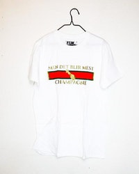 """T-shirt """"Mest Champagne"""" Second Hand"""