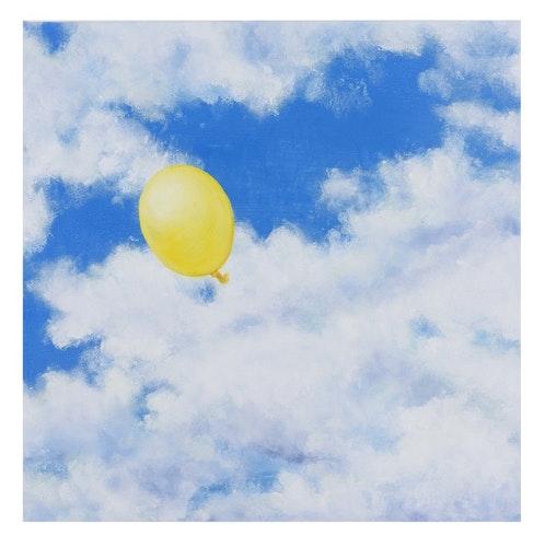 Gul ballong  - NY