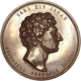 Karl XIV Johan - Till 50-årsminnet av konungens landstigning i Sverige av Lea Ahlborn