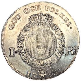 Gustav IV Adolf Riksdaler 1796