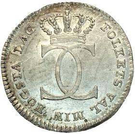 Karl XIII - 1/24 Riksdaler 1810 - Vackert skick