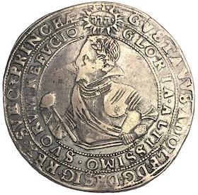 Gustav II Adolf - 8 Mark 1617 - MYCKET VACKERT EXEMPLAR