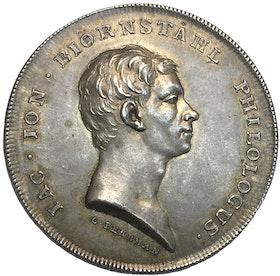 Jonas Björnståhl utnämd till professor i österländska språk vid universitetet i Lund av Carl Gustav Fehrman 1780 - Toppexemplar RR