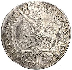 Gustav Vasa - Svartsjö Daler 1544 med helt årtal - RAR