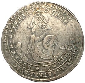 "Gustav II Adolf - 4 Mark 1615 - ""HÆRED"" - RAR"