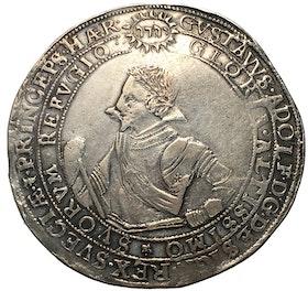 Gustav II Adolf, Riksdaler 1615 med stora sköldar