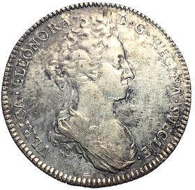 Ulrika Eleonora - 2 mark 1719 - Ett mycket tilltalande exemplar