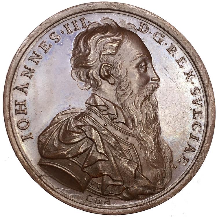 Johan III - Konungens anträde till regeringen den 29 september 1568 av C. G. Hartman