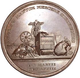 Gustav III - Ett frivilligt arbetshus inrättas i Stockholm 1773 för att hjälpa de fattiga - 100.000 dör av svälten - av Gustaf Ljungberger - PRAKTEXEMPLAR