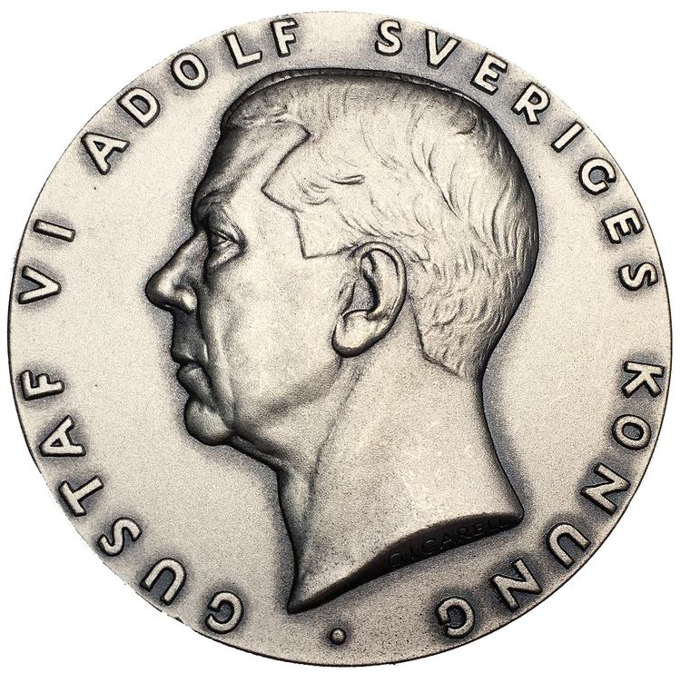 Gustav VI Adolf SVERIGES KONUNG av Gösta Carell