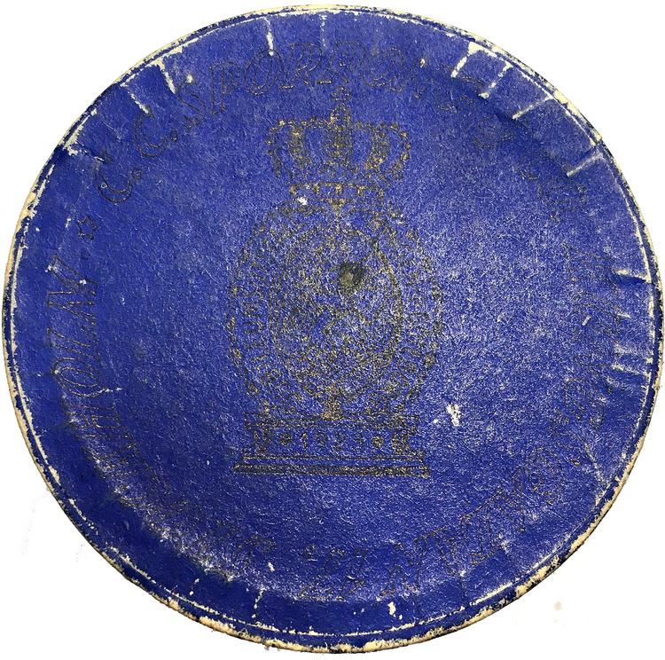 Carl Milles - Göteborgsutställningen 1923 Silver i originalask - MYCKET SÄLLSYNT- PRAKTEXEMPLAR