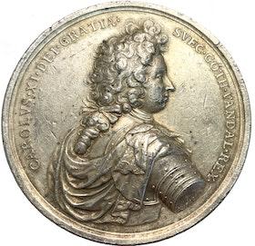 Karl XI & Ulrika Eleonora - 1690 - EXTREMT SÄLLSYNT - 4 kända exemplar i privat ägo - RRR