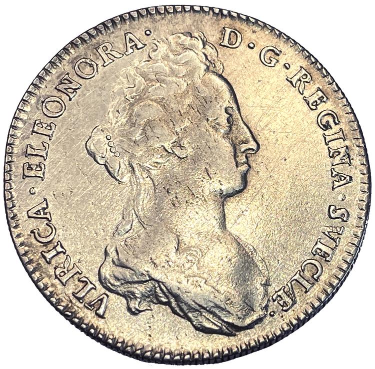 Ulrika Eleonora - 2 mark 1719