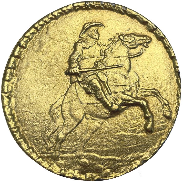 Gustav II Adolfs minne och seggerrika kamp mot hans fiender - EXTREMT SÄLLSYNT - RRR