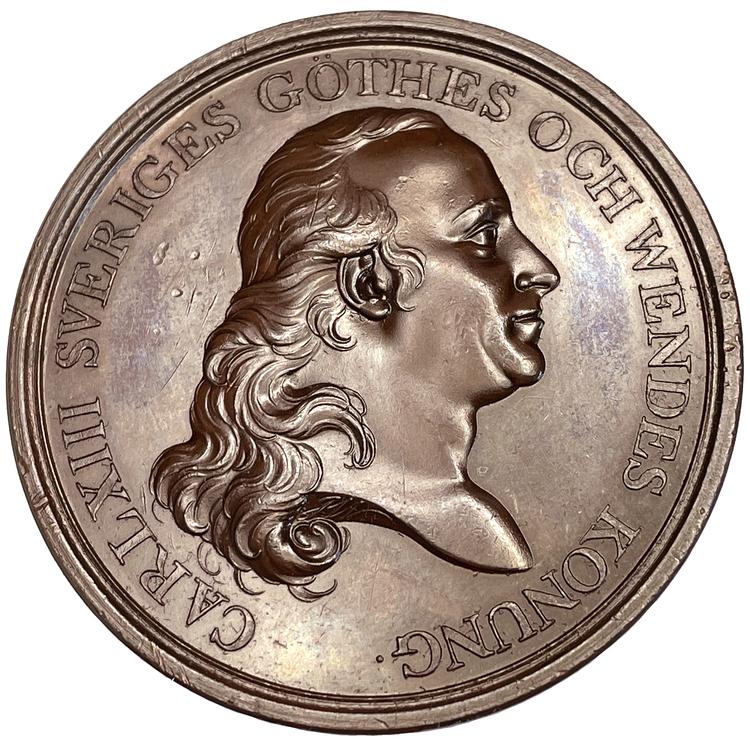 Karl XIII - Göta Kanal Bolags Direktion - RRR