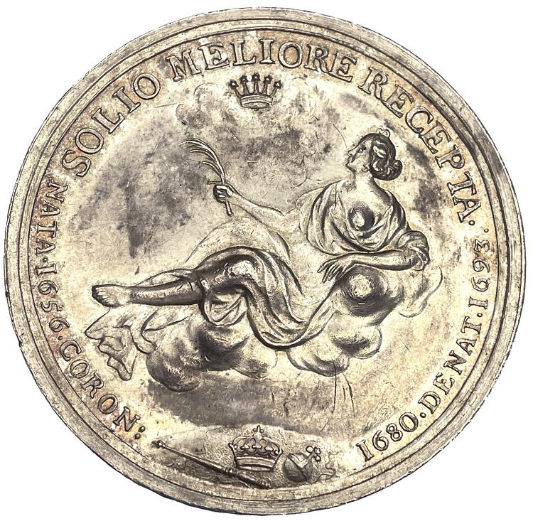 Drottning Ulrika Eleonoras begravning 1693 av Arvid Karslsteen
