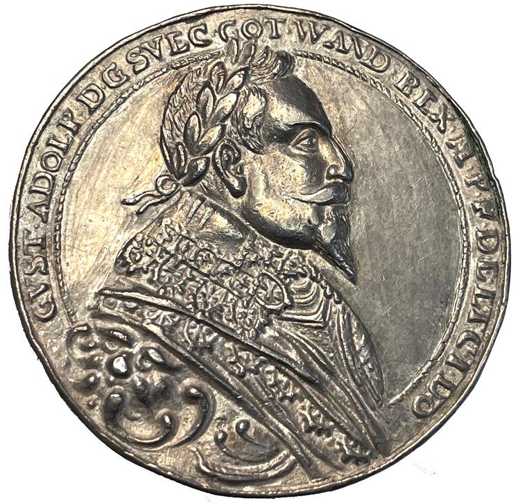 Gustav II Adolf och Maria Eleonora 1620-talet - PRAKTEXEMPLAR