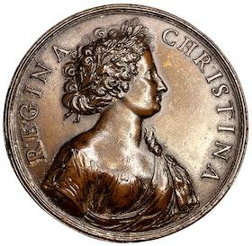 Kristinas lysande och makalösa snillegåvor ca 1685 av Guglielmada