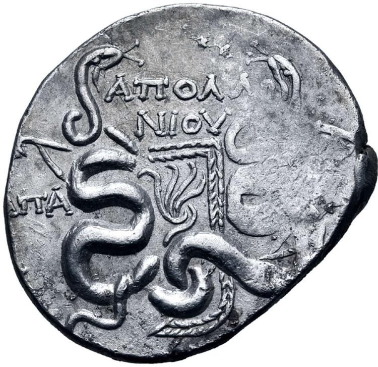 Frygien, Apameia, Tetradrachm ca 88-67 f.Kr
