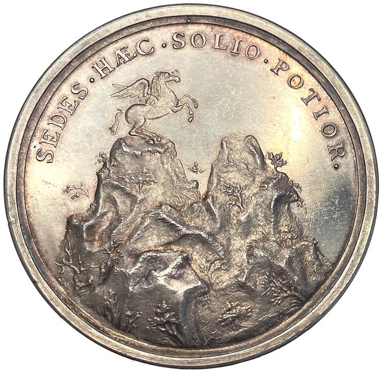 Kristina abdikerar den svenska tronen den 6 juni 1654 av Arvid Karlsteen - TOPPEXEMPLAR