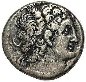 Egypten, Ptolemaios X 106-101 f.Kr - Tetradrachm