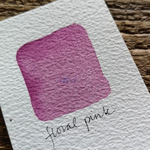 59 Floral Pink