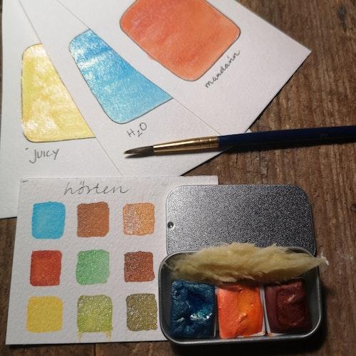 Palett höst