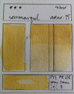 15 Sommargul