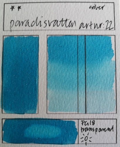 22 Paradisvatten
